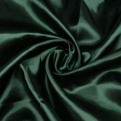 Атлас зелений темний ш.150