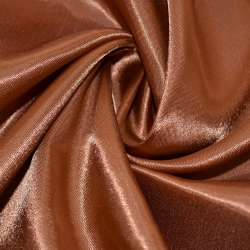 Атлас коричнево-рудий ш.150