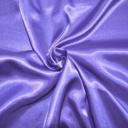 Атлас фіолетовий ш.150