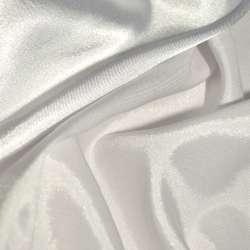 Стрейч атлас хамелеон молочный ш.150