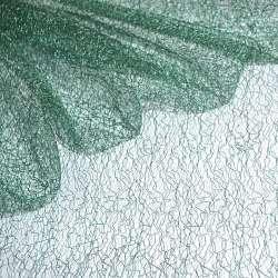 Гіпюр-павутинка отруйно-зелена ш.150