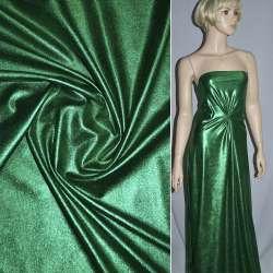 Лайкра металік зелена ш.150