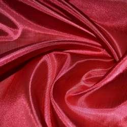 Шовк ацетатний червоний темний ш.150