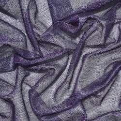 Трикотаж фіолетовий з метанітью ш.115