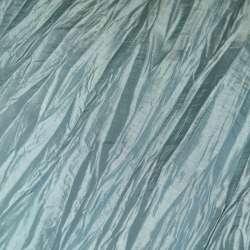 Тафта жатая голубая ш.130
