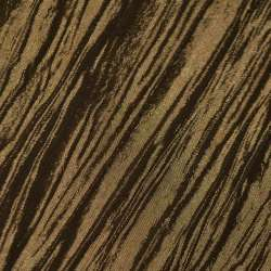 Тафта жатая коричнево-табачная ш.130