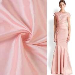 Тафта блідо-рожева ш.150