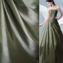 Тафта сіро-зелена ш.150