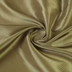 Тафта коричнево-жовта ш.150