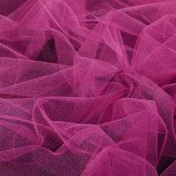 Еврофатин мягкий блестящий ярко-розовый, ш.140