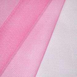Фатин жесткий ярко-розовый ш.180