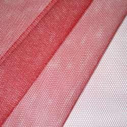 Фатин жесткий красный ш.180