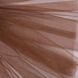 Еврофатин мягкий коричневый, ш.160