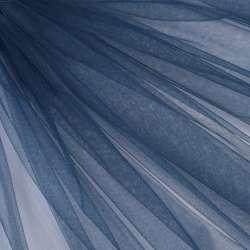Еврофатин мягкий синий темный, ш.160