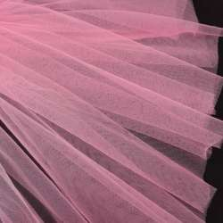 Еврофатин мягкий розовый яркий, ш.160
