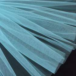 Еврофатин мягкий голубой светлый, ш.160