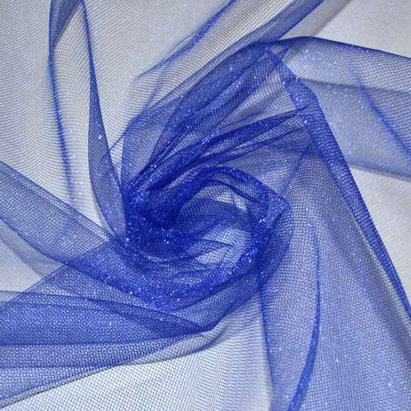 Еврофатин мягкий блестящий синий ш.280