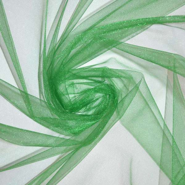 Еврофатин мягкий блестящий зеленый ш.280