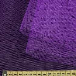 Фатин жесткий фиолетовый ш.180