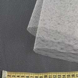 Фатин жесткий ванильный ш.180