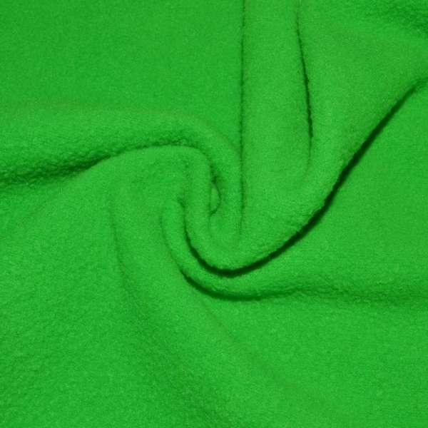 Фліс зелений весняний ш.165