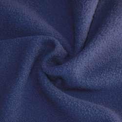 Фліс синьо-сірий ш.165