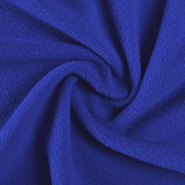 Флис синий ш.165