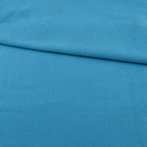 Флис светло-синий ш.165