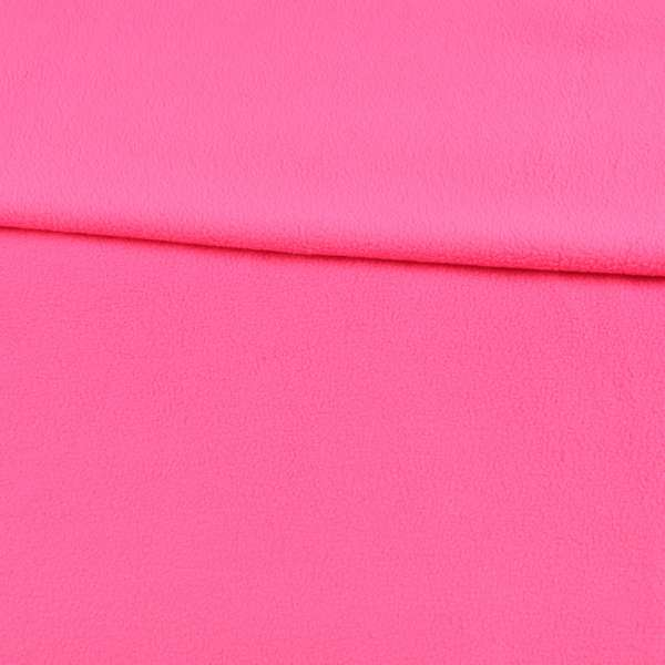 Фліс рожевий ш.150