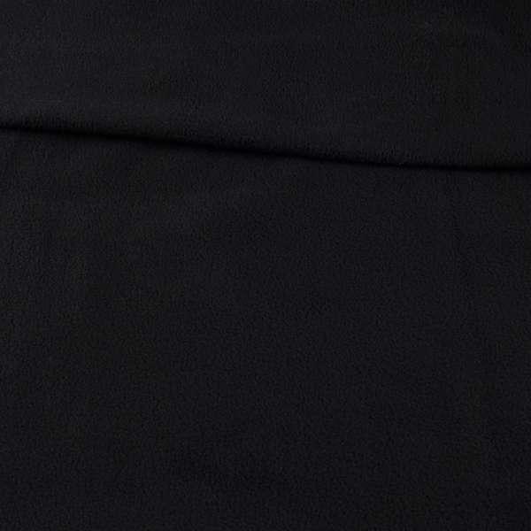 Фліс чорний ш.160