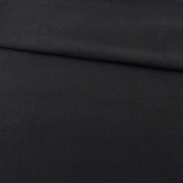 Фліс темно сірий ш.160