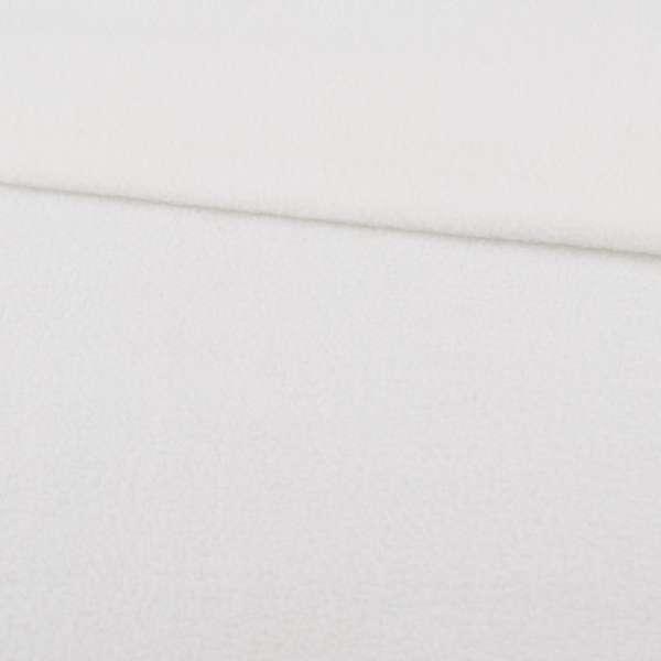 Флис белый ш.160
