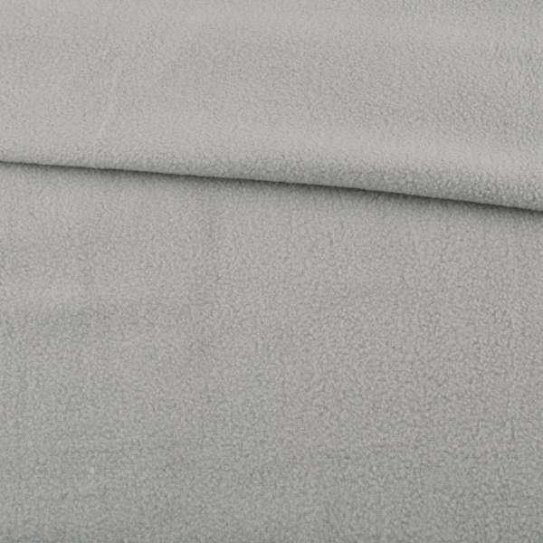 Флис светло серый ш.160