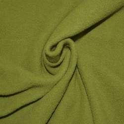 Флис яблочно-зеленый ш.166