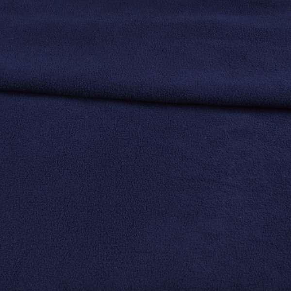 Фліс синій темний ш.190