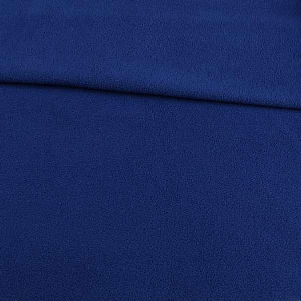 Флис синий, ш.170