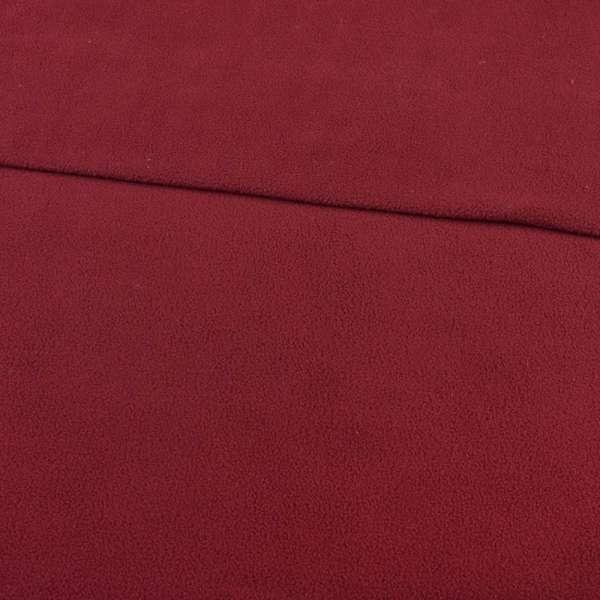 Флис бордовый ш.165