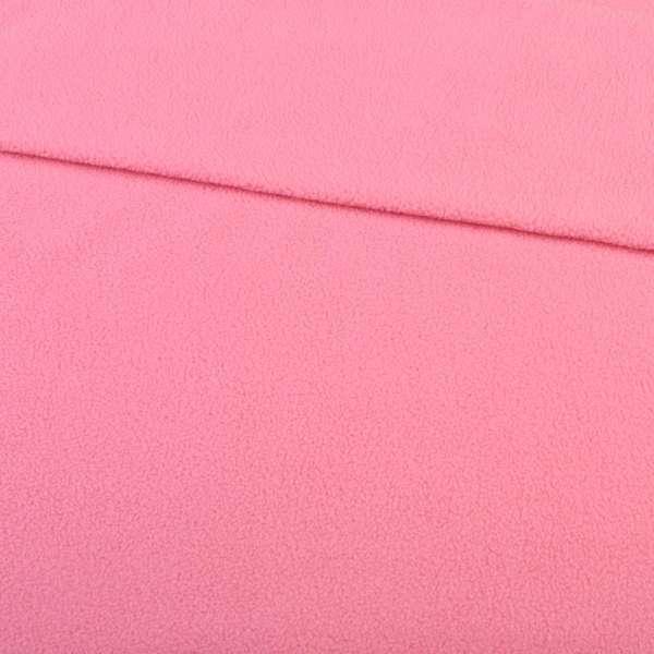 флис розовый ш.165