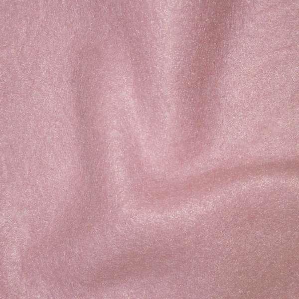 Флис бледно розовый ш.160