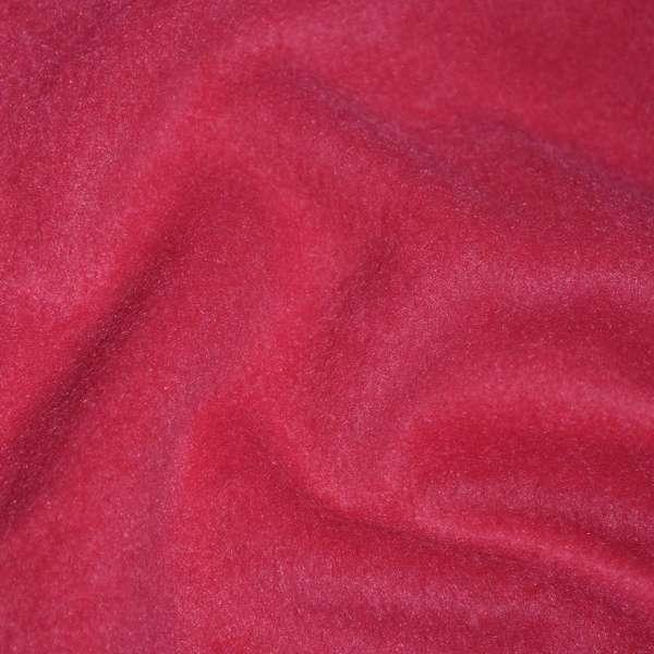 Флис малиновый с розовым оттенком ш.160