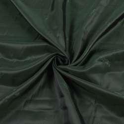 Віскоза підкладкова зелена темна SCHLOSS ORTH, ш.140