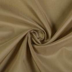 Нейлон підкладковий коричневий світлий, ш.150