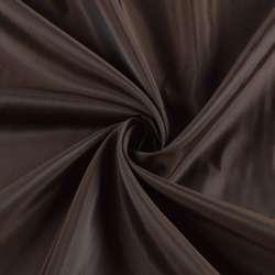 Підкладка поліестер коричнева, ш.149