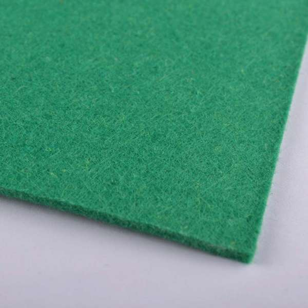 войлок (для рукоделия) ядовито-зеленый (2мм) ш.100