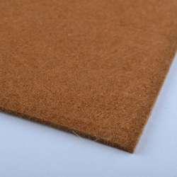 повсть (для рукоділля) коричнево-рудий (2 мм) ш.100
