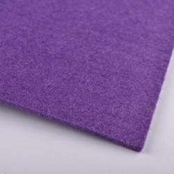 повсть (для рукоділля) фіолетовий (2 мм) ш.100