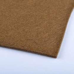 повсть (для рукоділля) коричневий (2 мм) ш.100