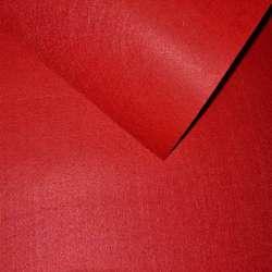 Повсть синтетична для рукоділля червоний (0,95мм) ш.85