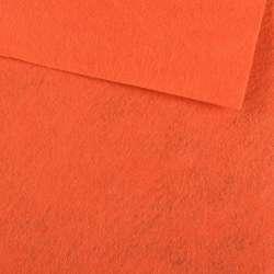 Войлок (для рукоделия) морковный (0,9мм) ш.85