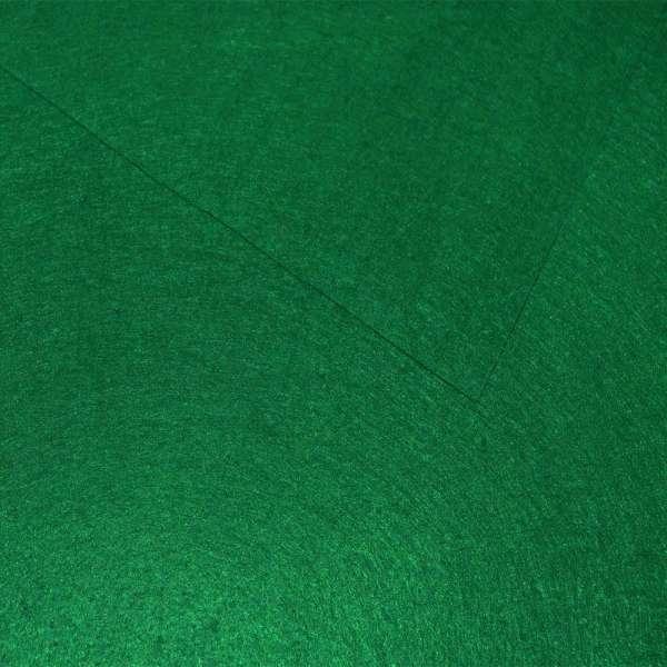 Войлок синтетический для рукоделия изумрудный (0,95мм) ш.85